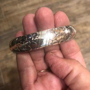 Silver Brighton Bracelet